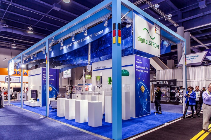 digitalSTROM an der CES 2015
